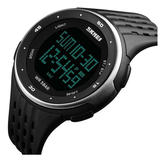 Relógio Digital Original Com Led Kit