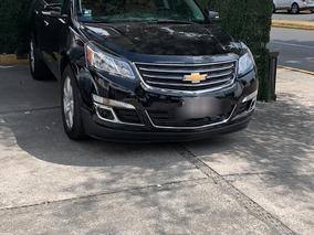 Chevrolet Traverse 3.6 Lt Piel At 2017