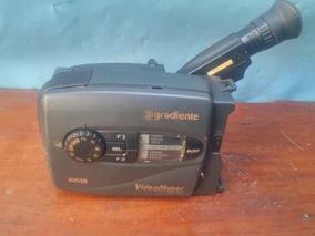 Filmadora Gradiente Video Maker Gcp-155c Leia Descrição
