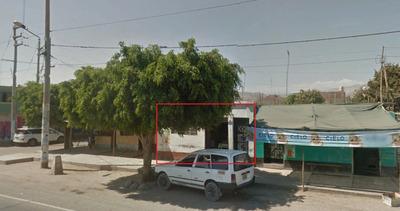 Venta Casa Excelente Ubicación Av Panamericana Con Tienda En