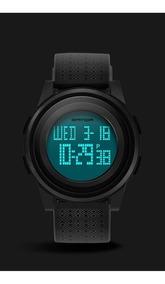 Relógio Esportivo Masculino Digital Resistente À Água.