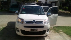 Citroen Picasso Exclusive1.6l 16v 2012 Blanco 5 Ptas
