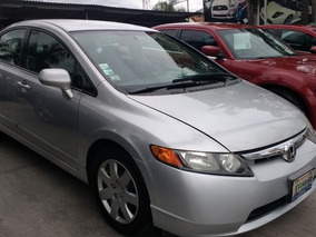 Honda Civic D Ex Sedan At