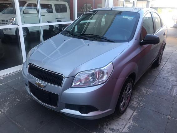 Chevrolet Aveo G3 1.6 Ls Auto Usado - Service Oficial