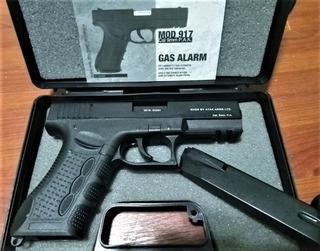 Pistola De Balas De Goma Traumática Glock 17 G3/4
