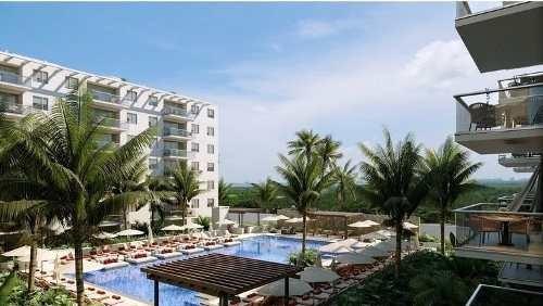 Penthouse En Venta Alzia, Avenida Cumbres, Cancún (tipo 3)
