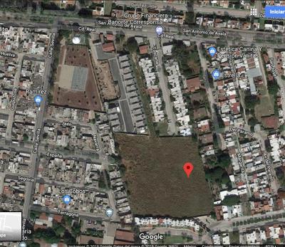Terreno En Venta Para Urbanizar Construir Residencial/casas