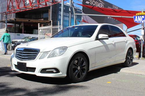 Imagen 1 de 15 de Mercedes-benz Clase E 2010 4p E 300 Avangarde Aut