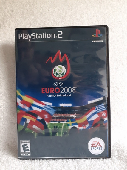 Uefa Euro 2008 Para Playstation 2 - Patch