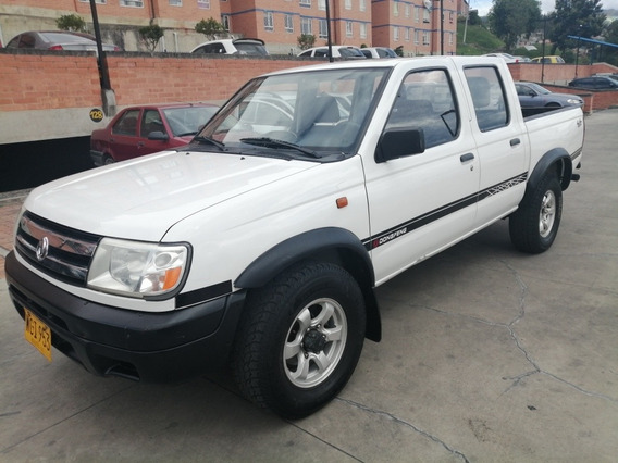 Nissan, Dongfeng 4x4 2.5 Diesel Full Equipo Frenos Abs