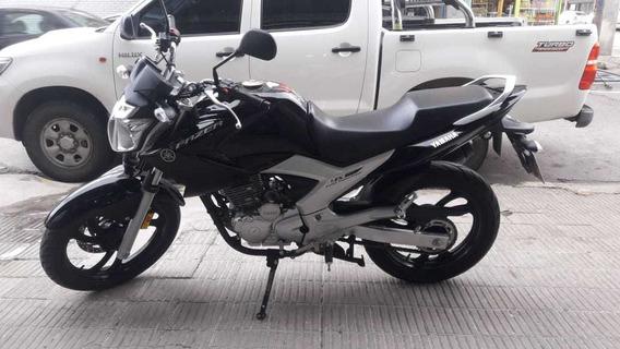 Yamaha Fazer 250cc, Usada, Negra, Lista Para Transferir!