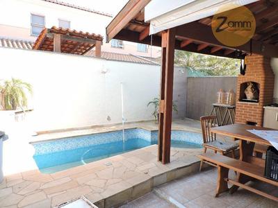 Casa Com Piscina No Villa Flora - Codigo: Ca1936 - Ca1936