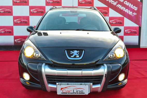 Peugeot 207 1.6 Escapade 16v Flex 4p Manual