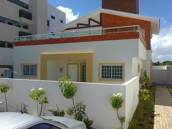 Casa Em Intermares, Cabedelo/pb De 172m² 3 Quartos À Venda Por R$ 400.000,00 - Ca367938