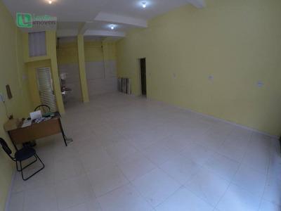 Salão Para Alugar, 55 M² Por R$ 1.200/mês - Casa Verde - São Paulo/sp - Sl0031