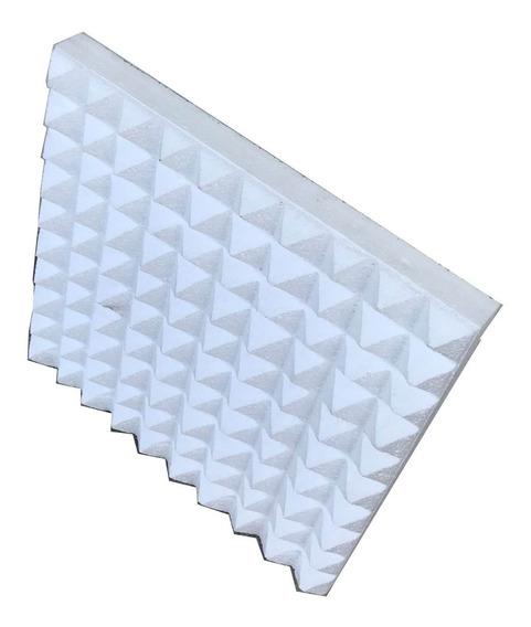 Termo Acustico Aislante Panel Piramidal 48 X 48 X 5cm Envíos