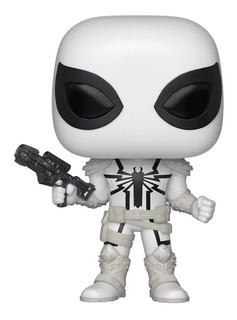 Funko Pop Agent Anti Venom Chase Marvel Original Entrega Ya