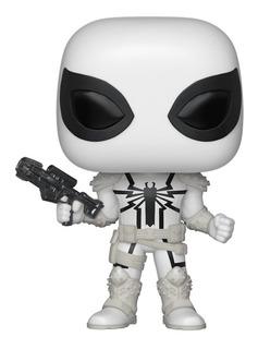 Funko Pop Agent Anti Venom Chase Marvel Original Entrega Ya