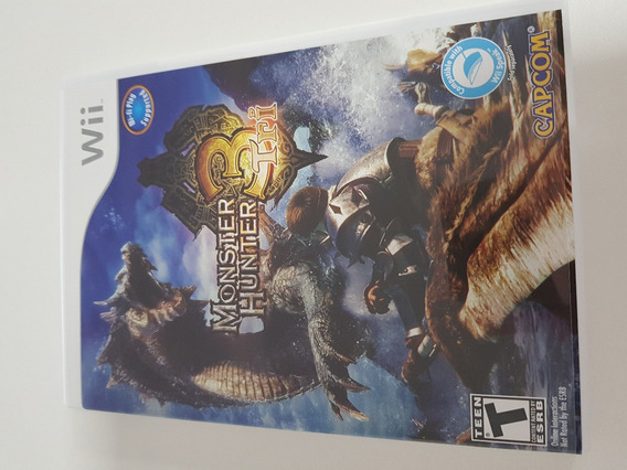 Monster Hunter 3 Tri - Nintendo Wii