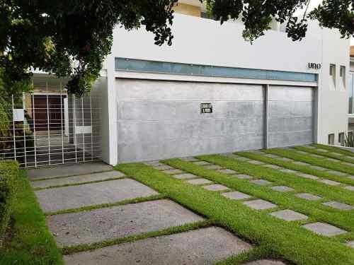 Casa En Renta Totalmente Amueblada En Puerta De Hierro