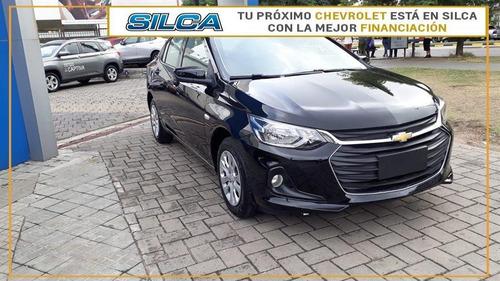 Chevrolet Onix Plus Lt 1.2 2022 Negro 0km