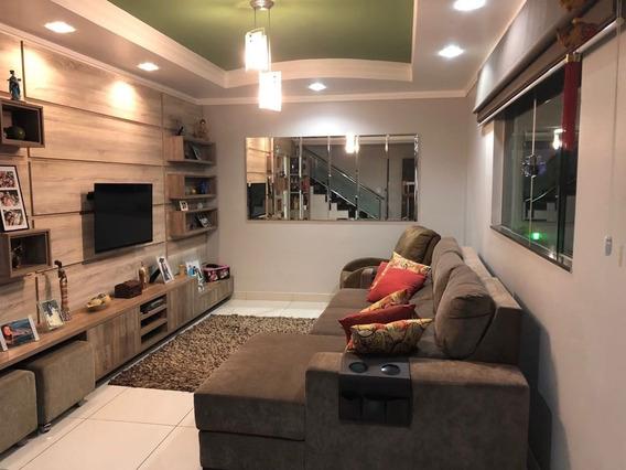 Casa/sobrado 100% Planejado Excelente Acabamento - Uberaba