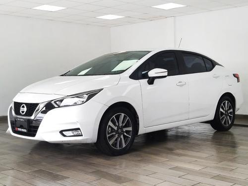 Imagen 1 de 15 de Nissan Versa Advance Mt 2020 Blanco