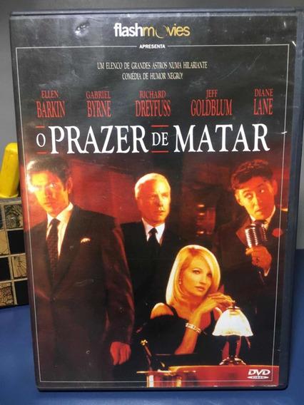 O Prazer De Matar- Dvd Original - Rf3