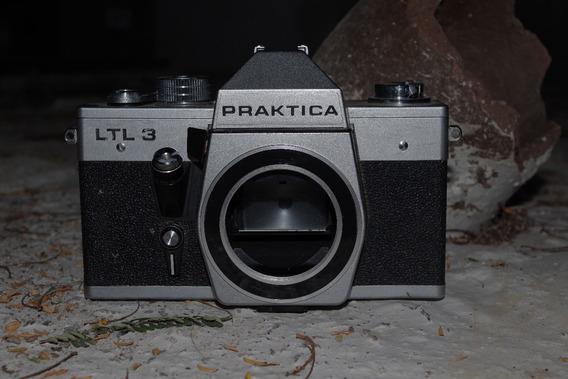 Camera Analogica Praktica Ltl3 - Funcionando