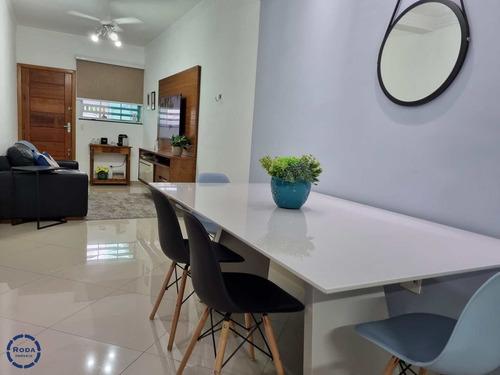 Casa Com 2 Dorms, Boqueirão, Santos - R$ 738 Mil, Cod: 13250 - V13250
