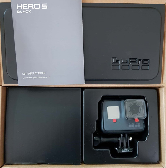 Camera Gopro Hero5 Black Chdnh B15 Go Pro 5 4k