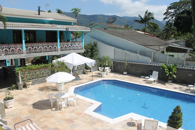 Casa Maravilhosa Em Ubatuba 8 Suites