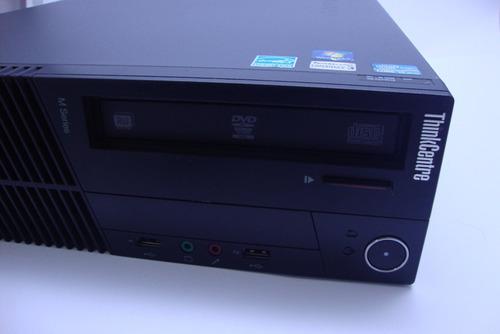 Desktop Lenovo Thinkcentre M92p Core I5-3470 3.2ghz  4/320
