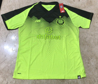 Camisa New Balance Celtic Fc 18/19 - Pronta Entrega!