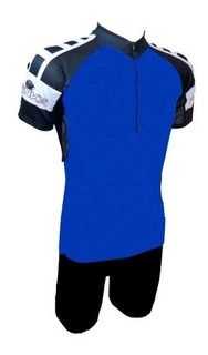 Conjunto Penks Roupa Bike Ciclismo P Camiseta Bermuda Mr645