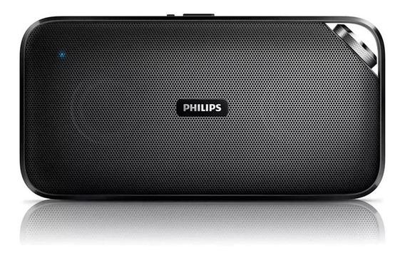 Bocina Recargable 5 Hrs Duración Bluetooth Nfc 10w Philips