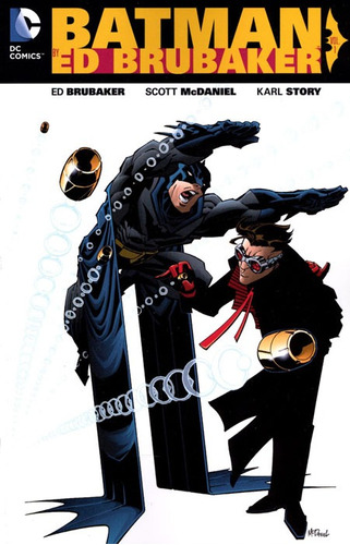 Batman By Ed Brubaker Tp Vol 1 + 2