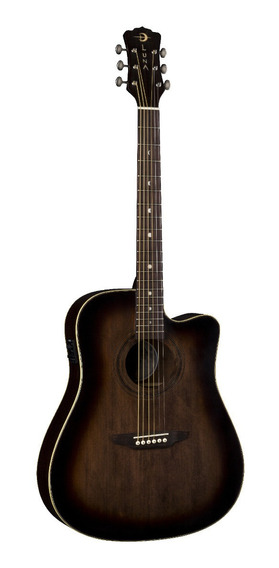 Guitarra Electroacustica Art Vintage Dreadnought C/ Fishman