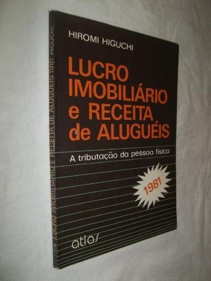 Livro - Lucro Imobiliário E Receita De Aluguéis