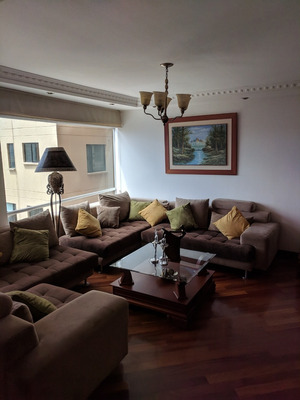 Departamento González Suárez, 3 Dormitorios, 118m2