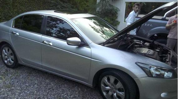 Honda Accord 2010 3.5 Ex-l V6