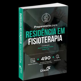 Livro Preparatório Para Residência Em Fisioterapia
