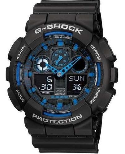 Relogio Casio Gshock Ga100 1a2 - Original