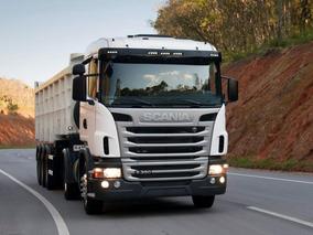 Scania G 360 La $367.500 Y Cuotas Entrega Inmediata