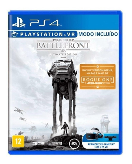 Jogo Star Wars: Battlefront - Ps4 - Playstation 4 - Lacrado