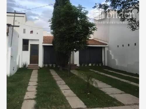 Casa Sola En Renta Fracc Real Del Mezquital
