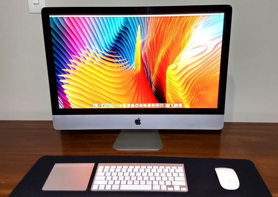 Apple iMac 27 - 3.1 Ghz I5 20gb Ram - 370gb Ssd Muito Forte