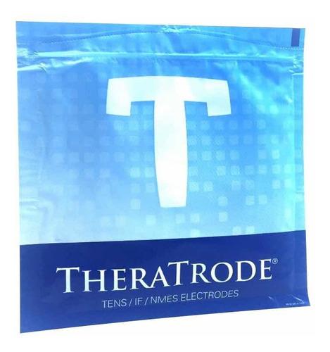 Un Sobre De Electrodos Theratrode 5x5cm, Calidad Premium