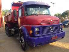 Mb 1518 6x2 1988 Cacamba Volvo/ford/iveco/volks/scania
