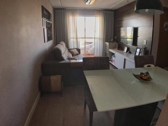 Apartamento Com 2 Dormitórios À Venda, 60 M² Por R$ 285.000 - Parque Industrial - São José Dos Campos/sp - Ap2311
